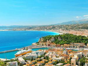 地中海のリゾート地 南フランス「ニース」でのんびりオーガニック・ファームステイ