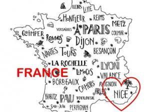 IALC奨学生フランス留学レポート:南仏ニースの学校