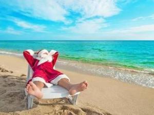 夏のクリスマス in NZ !