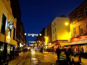 アイルランドの首都・ダブリンのクリスマス