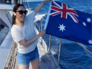 オーストラリアに留学中!学生クリエイターのえんどーさん