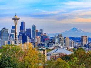【アメリカ留学】都会と自然が融合した住みやすい街シアトルで学ぶなら、Kaplanシアトル校で!!