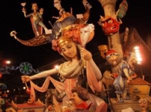 2016年スペイン三大祭りバレンシア「サン・ホセの火祭り」を見に行こう