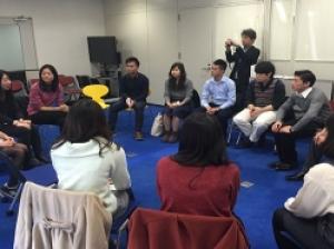 香港大学・南洋理工大学 来日プログラム 交流イベントボランティア募集