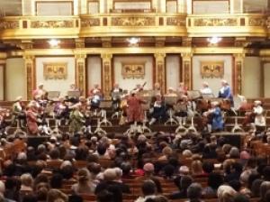 音楽の街ウィーンで聴くモーツァルト・オーケストラ♪【オーストリア】