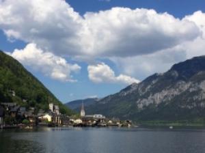 美しい大自然を満喫♪絶景!ハルシュタット湖畔散歩