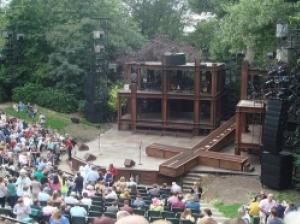 夏季限定のお愉しみ!リージェンツ・パークの野外劇場
