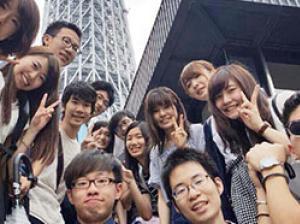香港大学学生選抜 おもてなし学生交流ボランティア募集