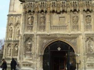 荘厳な世界遺産・英国国教会の総本山「カンタベリー大聖堂」