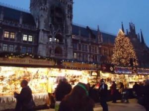 初心者におすすめ!ドイツ・ミュンヘンのクリスマスマーケット