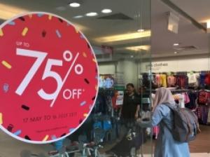 買い物するなら今!「グレート・シンガポール・セール (GSS)」