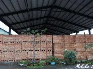 花蓮に残る赤レンガ工場「日豐磚仔窯」