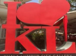 インスタ映え間違えなし⁉KL市内のカラフルモスク