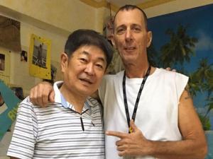 定年退職後、63歳でフィリピン留学へ 写真