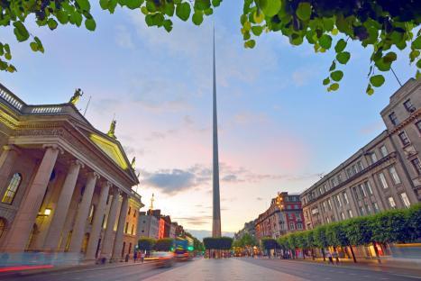 アイルランド留学