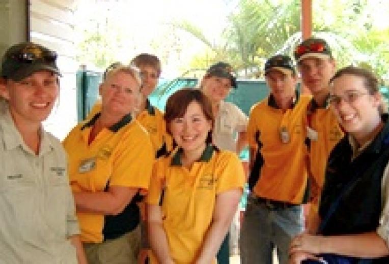 オーストラリアワーホリ ボランティア体験談