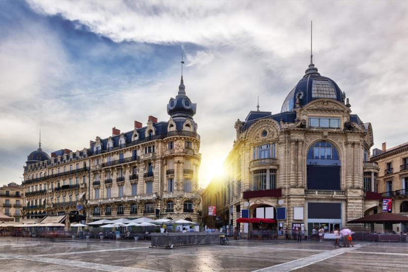 フランス留学 モンペリエ