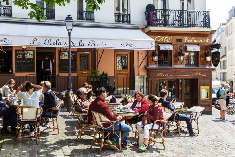 フランス留学 食事