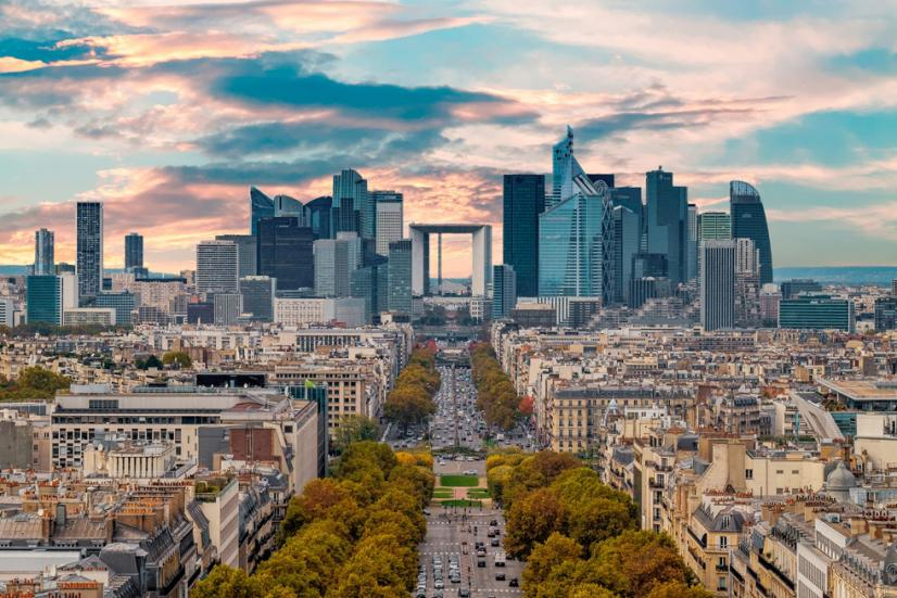 フランス留学 パリ
