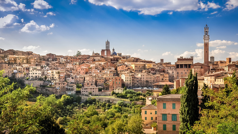 イタリア留学 シエナ