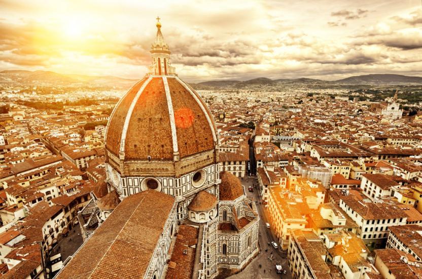 イタリア留学 フィレンツェ