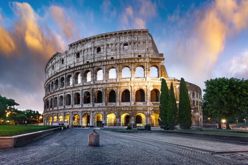 イタリア留学 ローマ