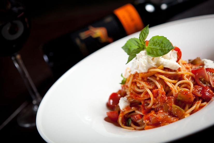 イタリア留学 食事