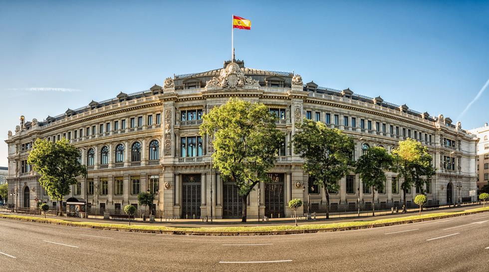 スペイン留学 銀行