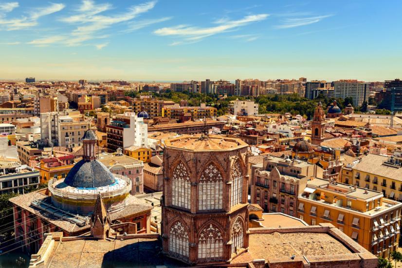 スペイン留学 バレンシア
