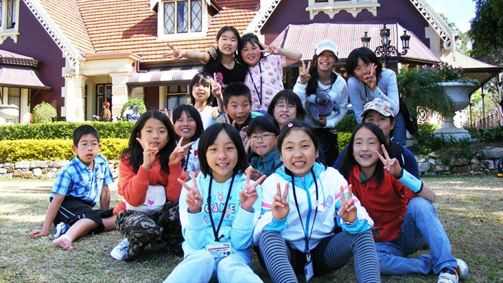 カリフォルニア大学 ロスアンゼルス校 キズナキャンプ