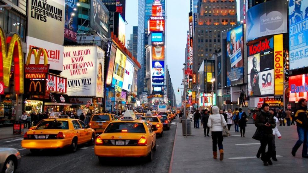 ニューヨーク留学