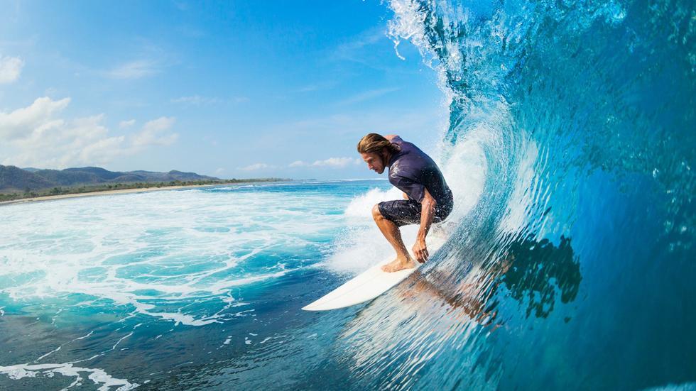 サーフィンの聖地で英語とサーフィンを楽しもう